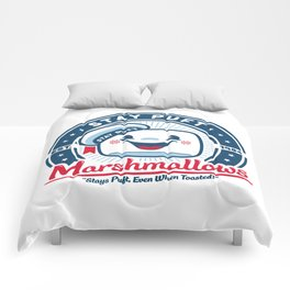 Stay Puft Marshmallows Comforters