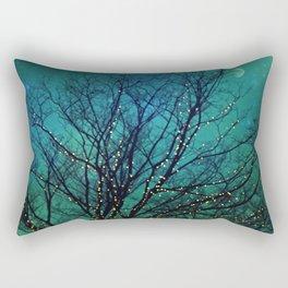 magical night Rectangular Pillow