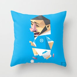 LORENZO INSIGNE Throw Pillow