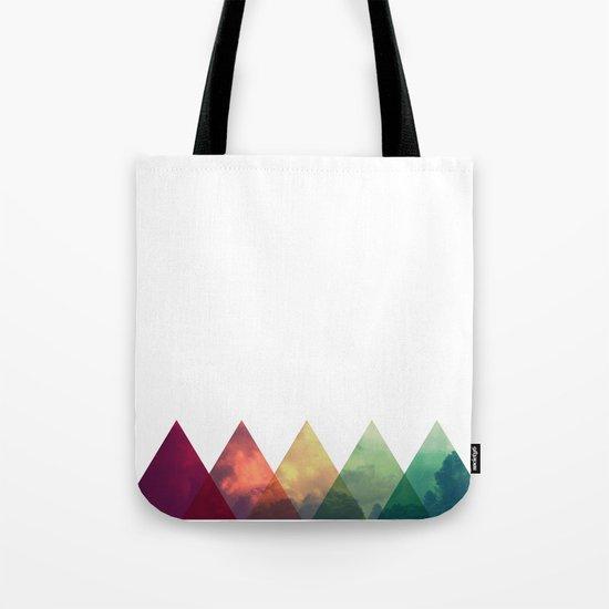 Tri-Sky Tote Bag
