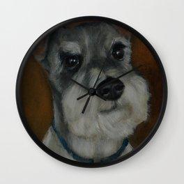 Schnauzer No.5 Wall Clock