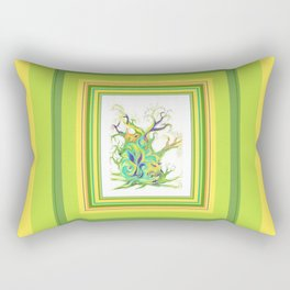 Living Sap - Tree Rectangular Pillow