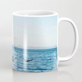 Flying Flock Coffee Mug