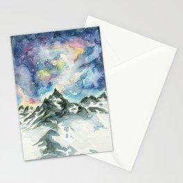 Matterhorn Mountain Stationery Cards