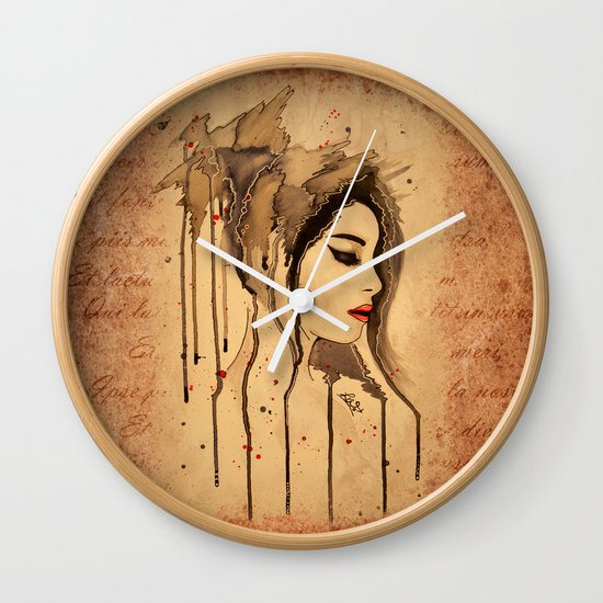 If You Were Mine...  Wall Clock