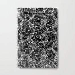 Curves 1.1 Metal Print
