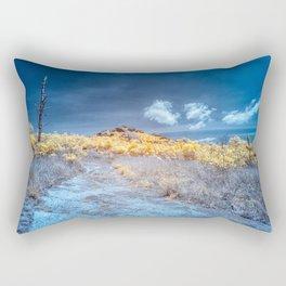 Mountain Path Rectangular Pillow
