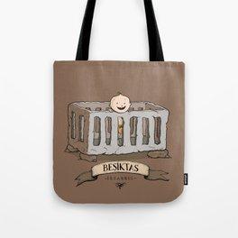 Besiktas, Istanbul Tote Bag