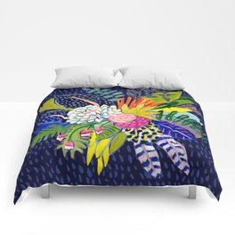 Night Glitter Comforters