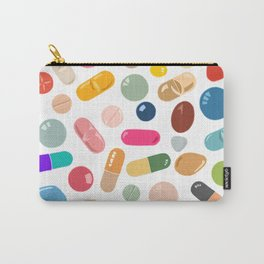 Sunny Pills Carry-All Pouch