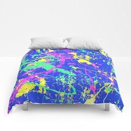 Splatter Comforters