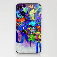 Kathakali iPhone & iPod Skin