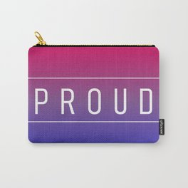 Bisexual Flag v2 - Pride Carry-All Pouch