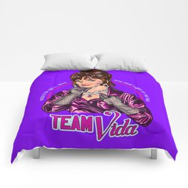 Team Vida Comforters