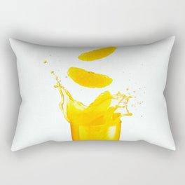 Tropical Juice Rectangular Pillow
