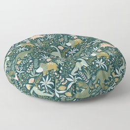 Dino Floor Pillow
