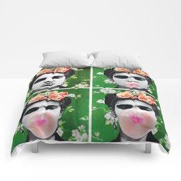 A Hunka Bubble Gum Comforters