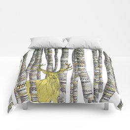 The Golden Stag Comforters