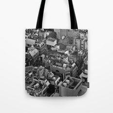 Tokyo City Tote Bag