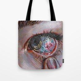 Beauty in The Eye Tote Bag