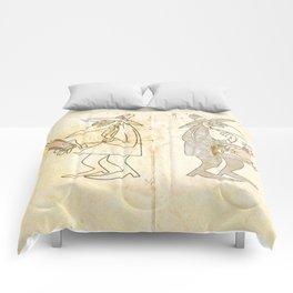 Spy vs. Spy Comforters