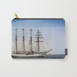 Sail Boston - Chilean Esmeralda. Carry-All Pouch