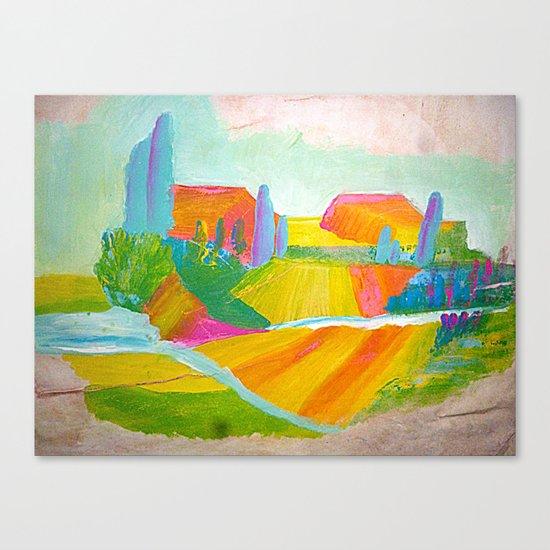 Y8c Canvas Print