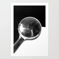 Lever Art Print
