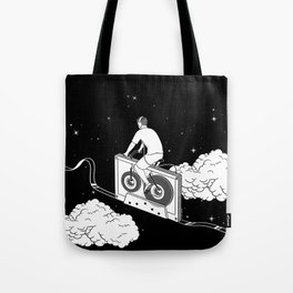 Slow Ride Tote Bag