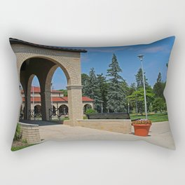 Lourdes University in the Spring II Rectangular Pillow