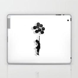 Banksy Fly Away  Laptop & iPad Skin