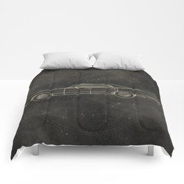 Supernatural: Impala Comforters