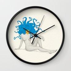 Dead model No.3 Wall Clock