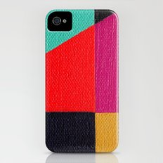 Red Triangle Slim Case iPhone (4, 4s)