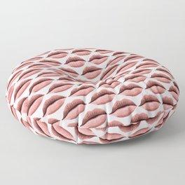 retrolou's pout. Floor Pillow