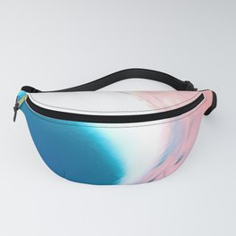 Infinite Abstract Loop Fanny Pack