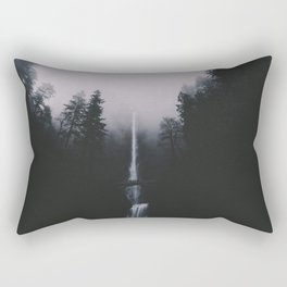Multnomah Falls II Rectangular Pillow