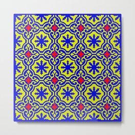 Arabic  Metal Print