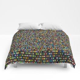 Pi Color Blocks Comforters