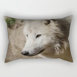 From the North Rectangular Pillow