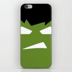The Hulk Superhero iPhone & iPod Skin