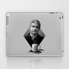 The blogging army doctor Laptop & iPad Skin