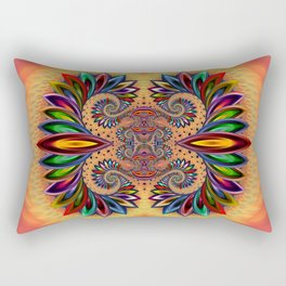 COLOR PALETTE Rectangular Pillow