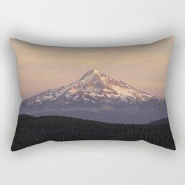 Mt. Hood Backcountry Rectangular Pillow