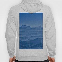 Blue Hima-layers Hoody