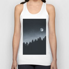 Under Moonlight Unisex Tank Top