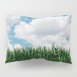 Rural Corn Fields III Pillow Sham
