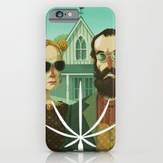 American Gothic High iPhone 6s Slim Case