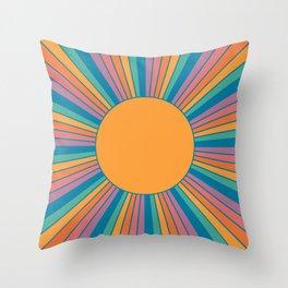 Sunshine State Throw Pillow