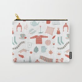 Hygge Cosy Things Carry-All Pouch